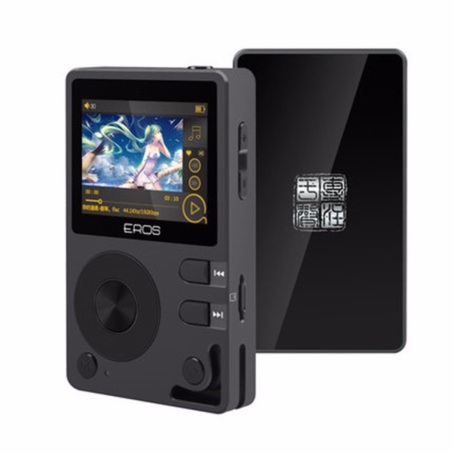 32g Tf Mp3-player Energisch Aigo Eros Q Hochwertige Dsd64 Bluetooth 4,0 Tragbare Audio Lossless Hifi Musik Player Usb Dac Unterstützung Otg