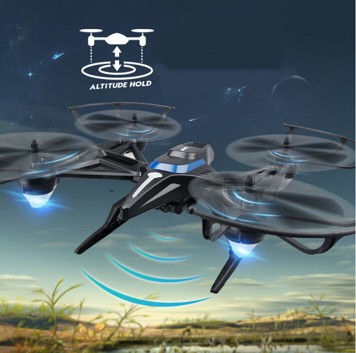 JJRC H50 H50CH-2 H50WH 4-Axis Mini Drone RC Helicopter Dron Flying Toy 2.0MP/ 720P Wifi Camera Altitude Hold Headless Mode wltoys q222 quadrocopter 2 4g 4ch 6 axis 3d headless mode aircraft drone radio control helicopter rc dron vs x5sw