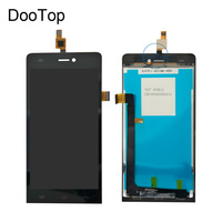 Top quality For Explay Indigo LCD Display Digitizer Touch Screen Assembly Phone Repair Parts replacement free tools + 3m sticker