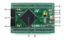 Core407I STM32F4 Core Board STM32F407IGT6 STM32F407 STM32 Cortex M4 Evaluation Development Board with Full IOs