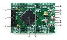 Core407i stm32f4 placa de núcleo stm32f407igt6 stm32f407 stm32 Cortex M4 placa de desenvolvimento de avaliação com ios completo