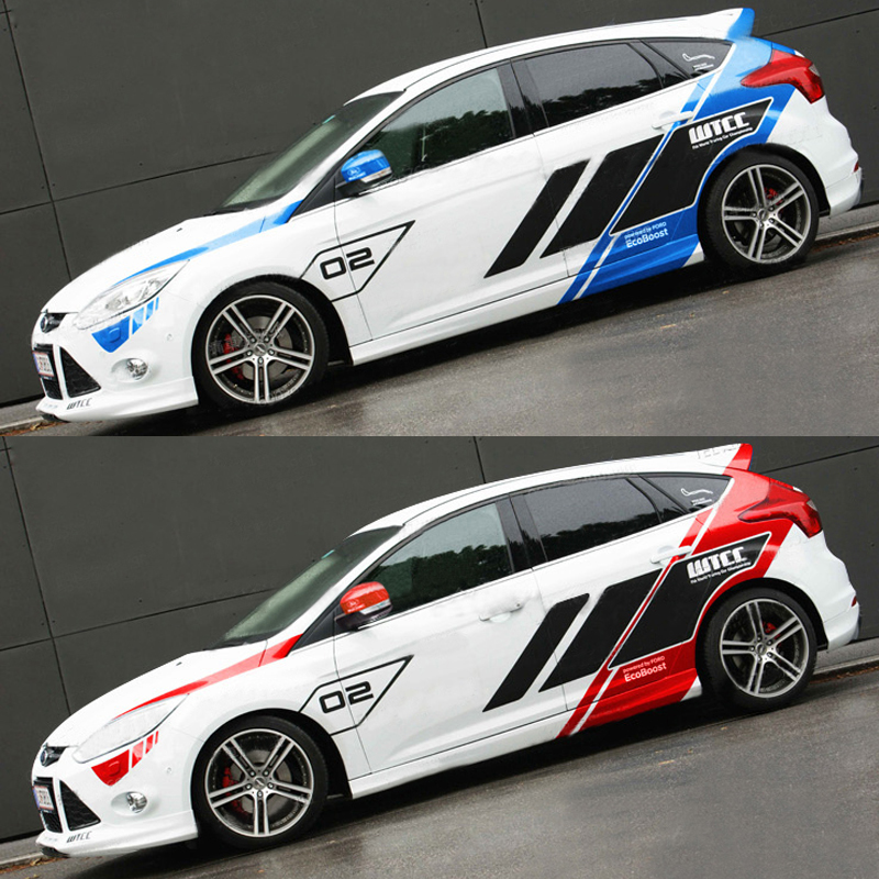 Online Buy Wholesale Racing Stripe Decals From China Racing Stripe - Vinyl decals for race cars