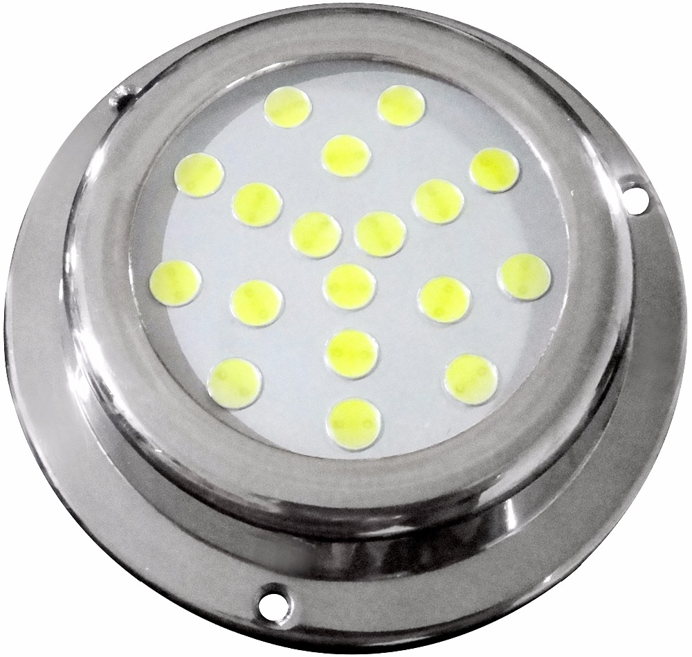 10 28v 54W 316 SS IP68 MUlTI COLOR for your choice blue/red/green/white boat light yacht underwater light TP UD119M 54W