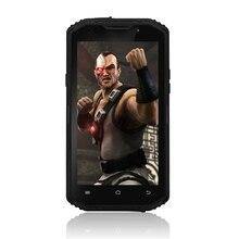 DTNO. I X3 Pro 5,5 Zoll 4G Smartphone IP68 Wasserdicht Android 6.0 MTK6735 Quad Core 1,3 GHz 2 GB RAM 16 GB ROM Dual-kamera Handy