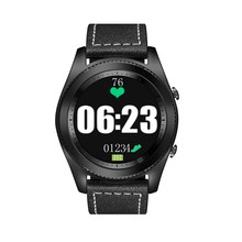 EgoCSM S9 Smart watch Heart Rate, Blood Pressure, Sleep Monitor, Bluetooth 4.0, UV, GPS, Air Pressure Altitude measure for iOS Android