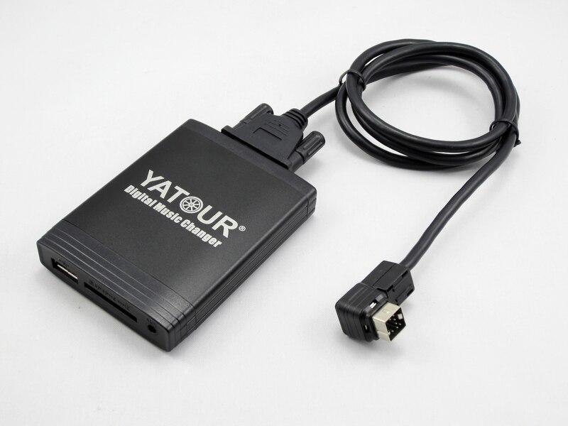 Yatour YT M06 автомобильный аудио для RD3 Peugeot Citroen RB2 RM2 MP3 плеер Bluetooth Радио адаптер цифровой музыкальный чейнджер - 4