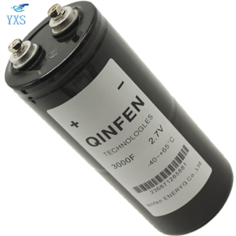 50*130mm Super Farah Capacitor 2.7V 3000F Brand New and Original 6gk5795 1tr10 0aa6 brand new and original