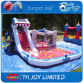 residential  baby bouncer,inflatable combo bouncers,inflatable bouncy castle with water slide