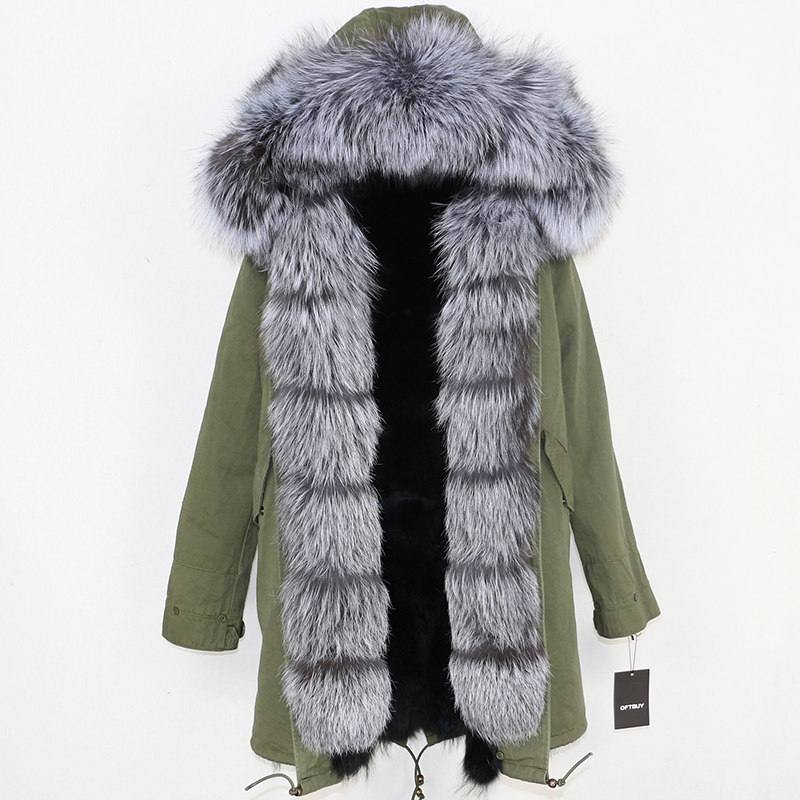 Winter Real Thick Parka 30