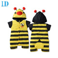 IDGIRL Baby Summer Romper Animal Baby Girls Boys Costumes Newborn Jumpsuit Overalls One Piece Clothes With Hooded JY0216