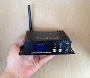 Image 2 - Wireless DMX 512 Controller Trasmettitore e Ricevitore 2in1 LCD di Alimentazione del Display Regolabile Ripetitore Regolatore di Illuminazione A LED DMX512