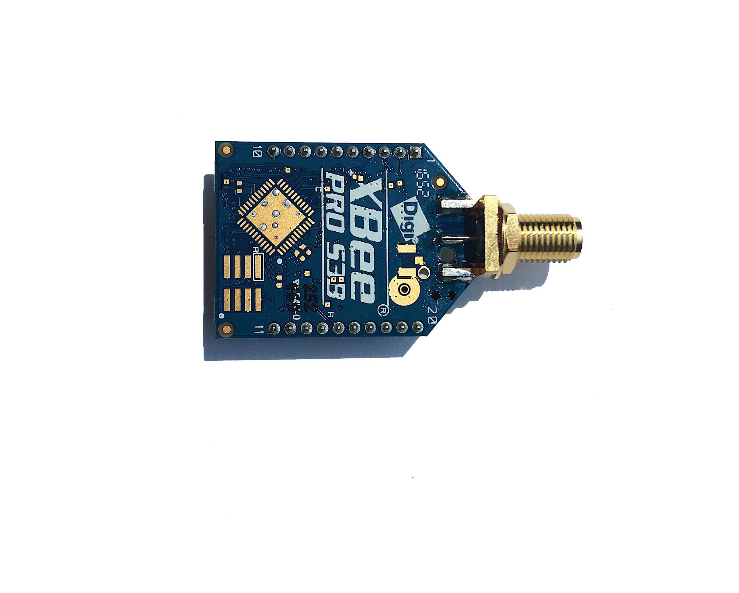 DIGI Zero PIXHAWK APM and Other Flight Control XBEE 900HP S3B Data Transmission Module Radio Transceiver Module 2 pieces crius xbee pro 900hp s3b module with adapter rpsma wireless kit 250mw 28 miles for pixhawk apmfreeshipping