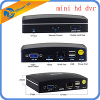 4 CH Channel Mini AHD 1080N DVR 5 IN 1 CCTV Security DVR Recorder Card For CCTV CVBS AHD 720P 1080P Micro HD Cameras