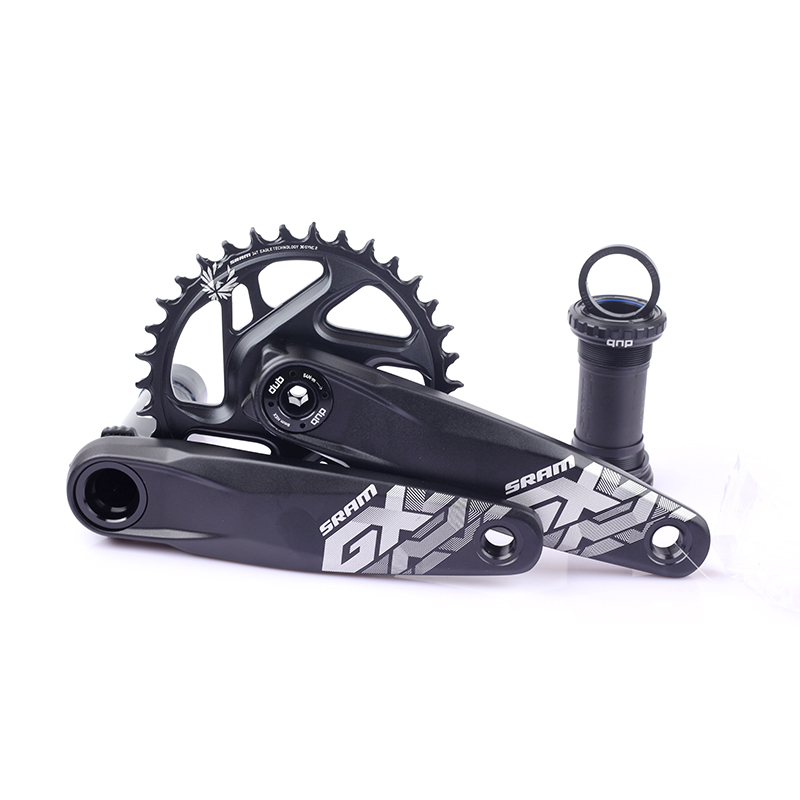 SRAM GX EAGLE DUB 34T 32T 170mm 175mm MTB Bicycle Crankset with DUB BSA Bottom Bracket