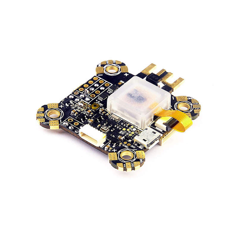 Tarot OMNIBUS Omnibus F4 Pro V4 Corner Flight Controller FC RC Board with OSD New Arrival Flight-model Multicopter Quadcopter omnibus f4 pro corner v1 1 flight controller build in current sensor