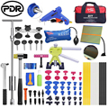 PDR инструменты для удаления вмятин безболезненный набор инструментов для удаления вмятин набор инструментов для ремонта автомобиля отража...