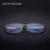 2017 de alta calidad de la manera de las mujeres gafas de diseño de marca para hombre marcos ópticos titanium mens square anteojos media montura de las gafas