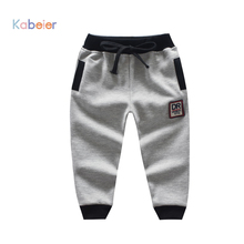 Kabeier Casual Children Girl Pants For Baby Boys Trousers Clothing Kids Long Pants Brand  Soft Trousers Children' s Pants KZ1922