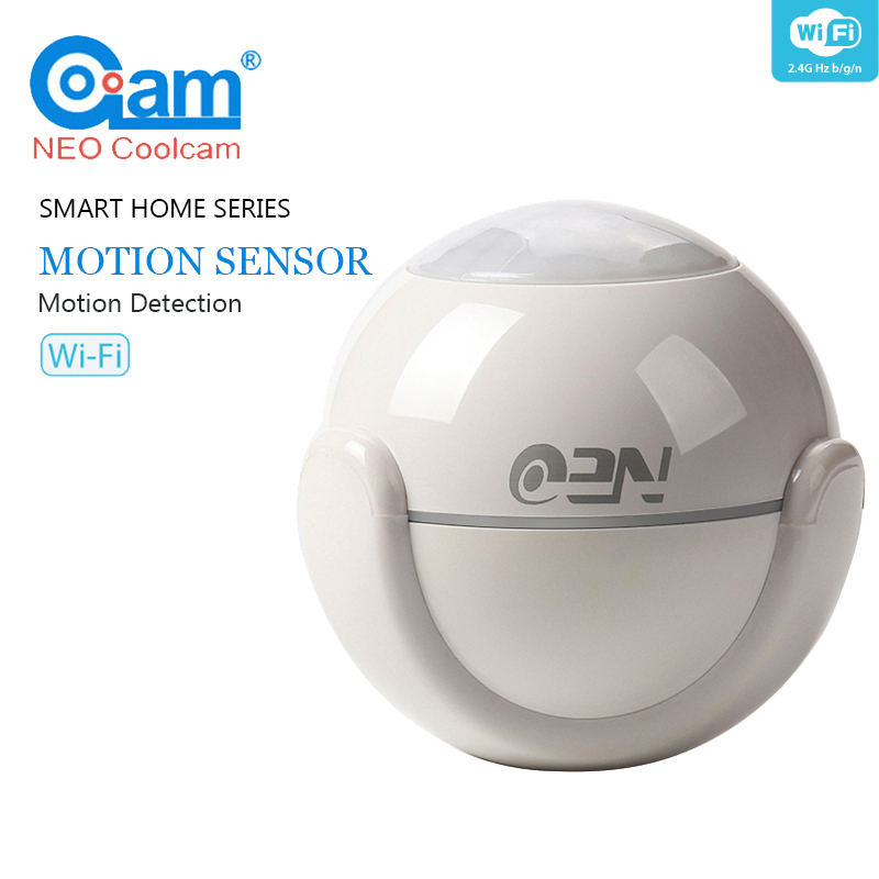 Back To Search Resultssecurity & Protection Neo Coolcam Nas-pd01w Smart Wifi Pir Motion Sensor,smart Home Automation Sensor,no Expensive Hub Required Simple Plug & Play