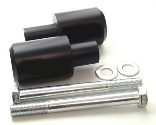 Sale For Honda CBR 600 RR 2003-2006 Motorbike Motorcycle Black Frame Slider Falling Prot ...