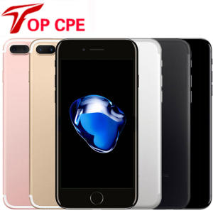 Apple iPhone 7 Plus Original 32gb 3gb Quad Core Fingerprint Recognition Used Unlocked