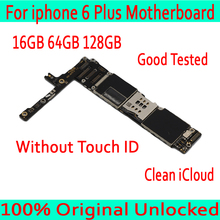 for iphone 6 Plus font b Motherboard b font without Touch ID with Touch ID Original