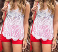 2016 New Fashion Women Summer Vest Top Sleeveless Shirt Casual Tank Tops