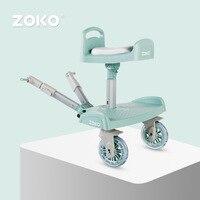 Второй ребенок артефакт Детские коляски twin сиденье интимные аксессуары ребенок вспомогательная педаль сзади висит прицепы стоя маленький