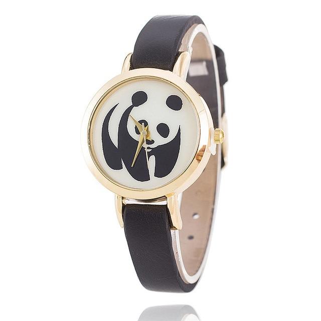 Zegarek damski Vintage Panda różne kolory