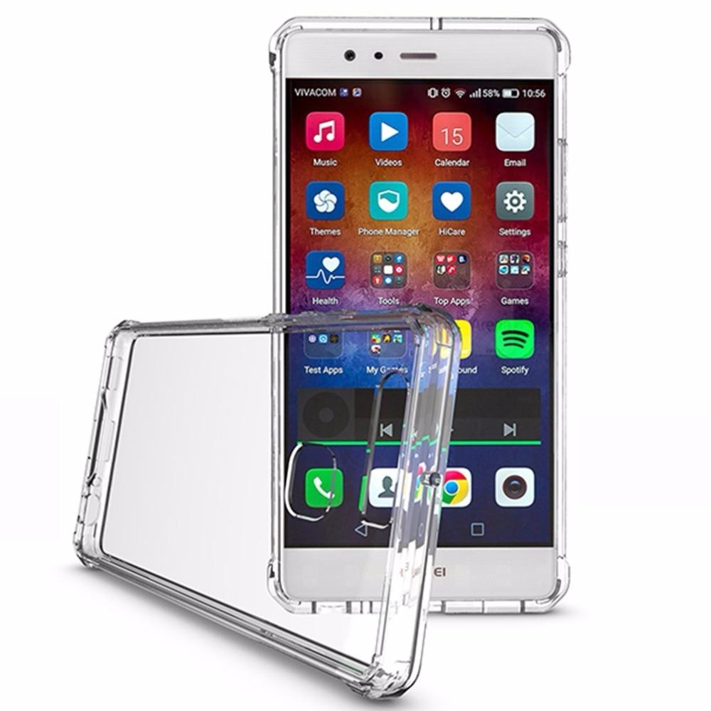 för P9-fodral Klar skyddsfodral för Huawei Mate 9 Väska - Reservdelar och tillbehör för mobiltelefoner - Foto 2