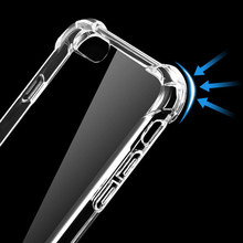 2018 Tpu Shockproof Back Cover Coque Phone Case for Xiaomi 5s/5c/5x/6/6x/8/8se Plus Note 3/4/4x Mix 2/2s Max 2/3 Accessorie(China)