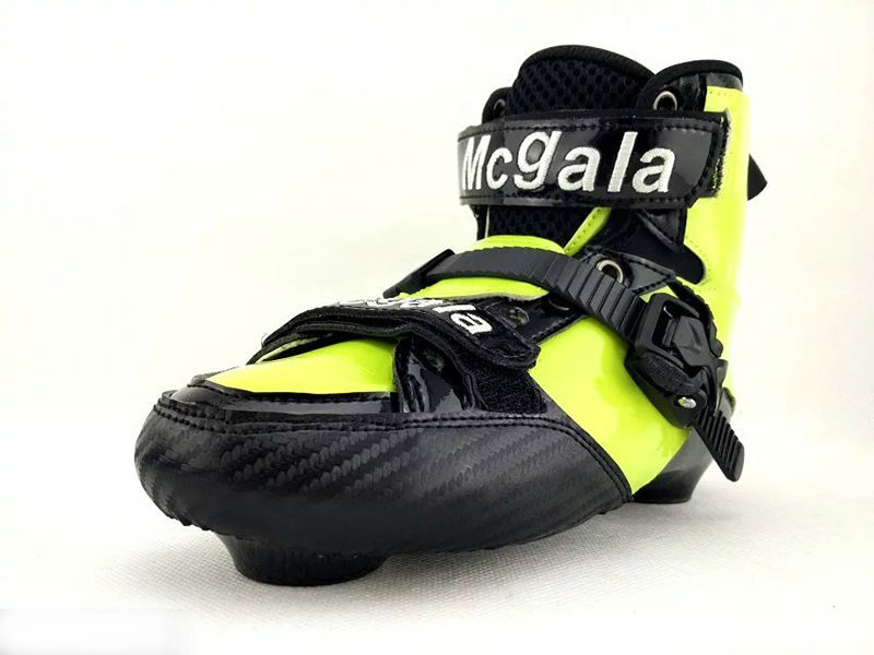 Free Shipping Children's Roller Skates Boots Mcgala Size Adjustable