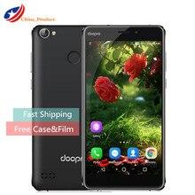 "Doopro C1 Pro 4G D'empreintes Digitales ID Smartphone Qualcomm MSM8909 Quad Core Android 6.0 5.3 ""HD 2 GB + 16 GB 8MP + 2MP 4200 mAh Mobile Téléphone"