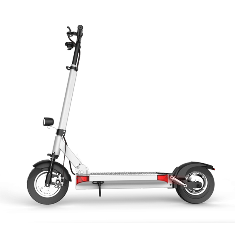 Long Distance 48V electric scooter 100km 500W Motor 48V 26A lithium battery Folding electric bike with