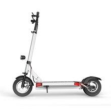 Большой расстояние 48 в электрический скутер 100 км 500 Вт Мотор 48 В 26A литиевая батарея складной электрический велосипед с сиденьем унисекс человек Ebike mi