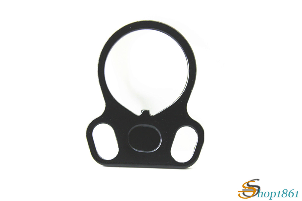 Loop Sling .223 5.56 Rifle Stock Buffer Tube Ambi End Plate Adapter Mount FOR AR-15 M4 RL37-0004(China)