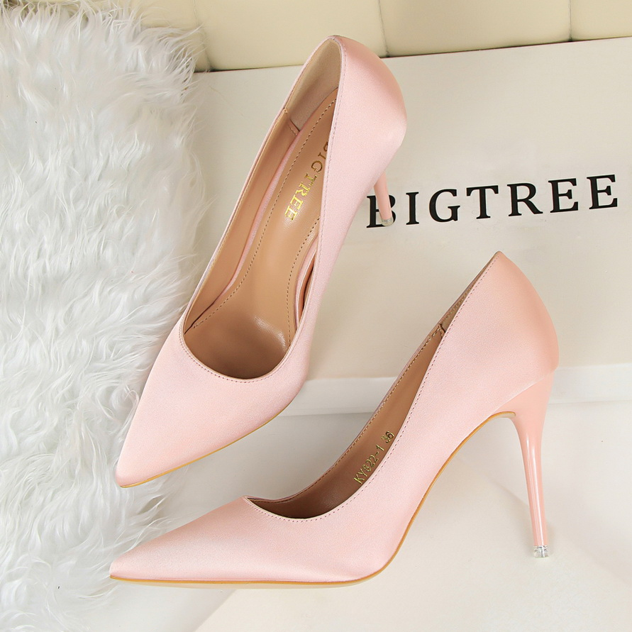 2017 Brand Shoes Woman High Heels Women Pumps Stiletto Thin Heel Women s Shoes Pointed Toe