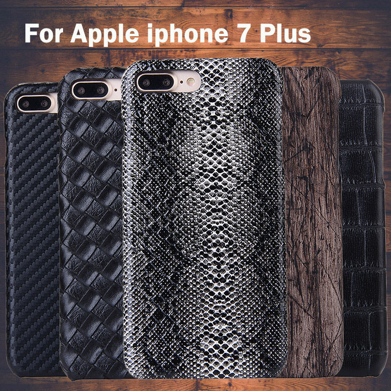 Cases for Apple iphone 7 plus mobile phone bumper fitted for iphone 7plus phone Back Cover mobile phone bag for iphone7plus