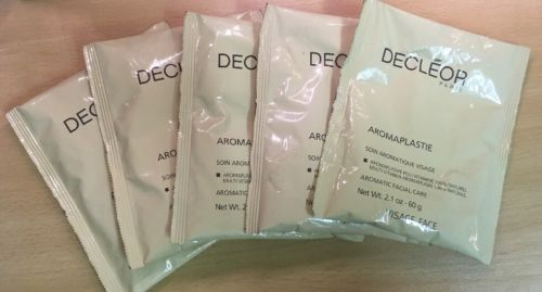 AROMAPLASTIE Aromatic Facial Care 60g x 5 pack пудра decleor 60g 5