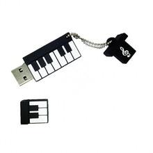 free shipping Retail Genuine Silicone Piano USB Flash Drive Thumb Pen drive Memory Stick Flash Disk 4GB 8GB 16GB 32GB 64GB