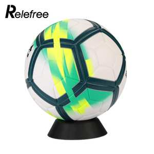 Stand Display Rack Holder Support Football Baseball Rugby Soccer Ball Base