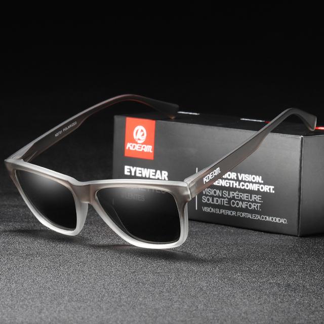 Unisex Ultra Tough Designer Sport Sunglasses