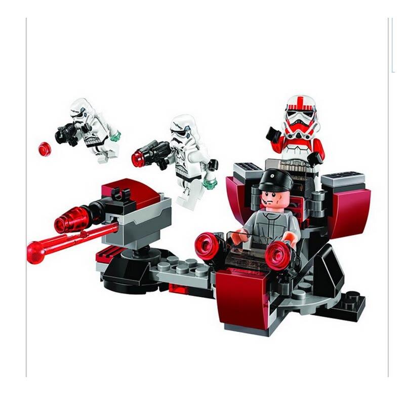 Compatible Legoe Lepine BL10573 Space Star Wars Building Blocks Bricks Toys