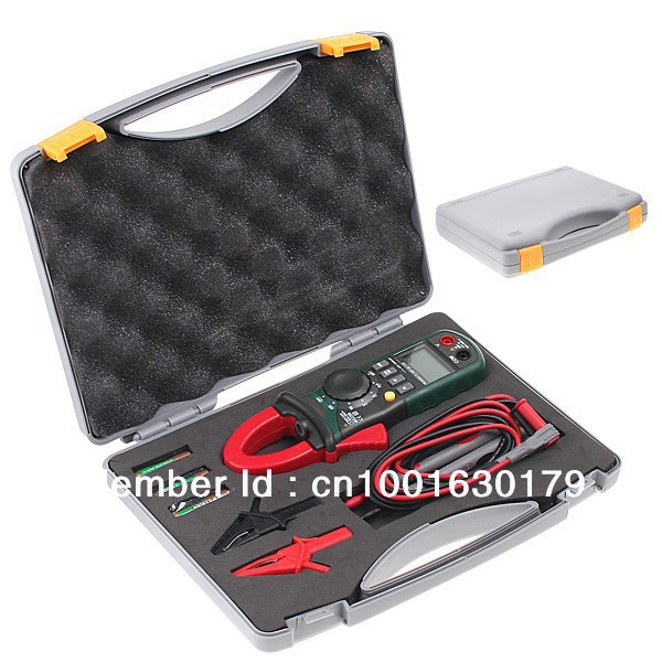 Mastech MS2208 Harmonic Power Factor Clamp Meter Tester Multimeter DMM MASTECH modules original brand new enplas qfp44 fpq 44 0 8 19 enplas ic test burn in socket block adapter 0 8mm pitch tqfp44 fqfp44 pqfp