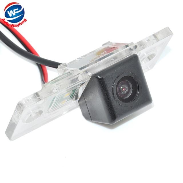 Hot Selling HD CCD Car Rearview Rear View Camera for CAYENNE VW Volkswagen SKODA FABIA-SANTANA-POLO 3C-TIGUAN-TOUAREG-PASSAT