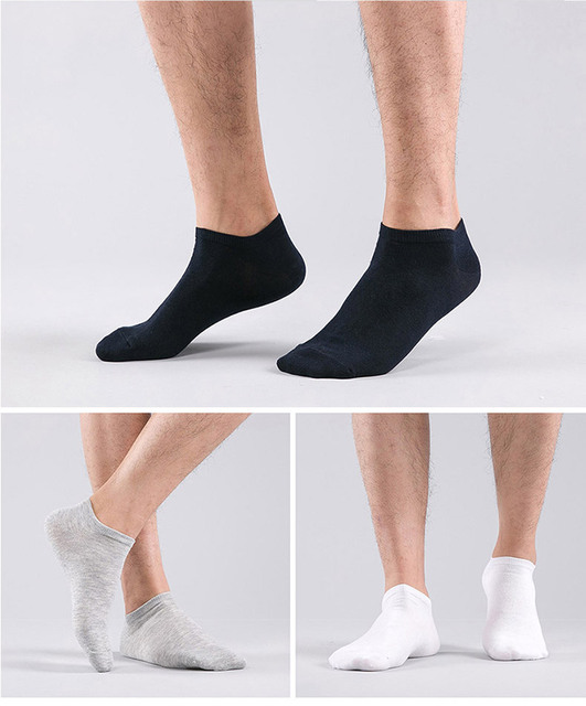 Men's Summer Cotton Socks