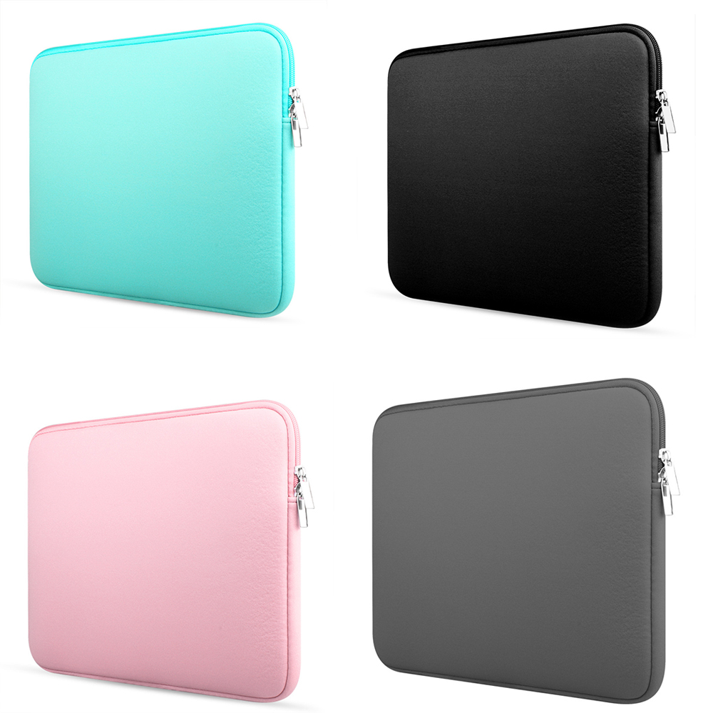 2019 Moda de nova Bolsa Para Laptop 11 12 13 14 15 15.6 polegada Laptop Case Capa para Macbook Air/Pro /Retina Unisex Forro Manga