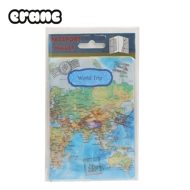 Pvc passport cover casual business card holder men women credit card pvc passport cover casual business card holder men women credit card id holders 1410cm gumiabroncs Image collections