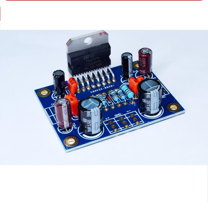 TDA7294 Amplifier Board Electronic 2015 new +/-35VDC mono HiFi Board kit Electronic kit diy 80W 8 ohm diy better LM1875