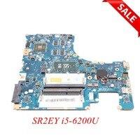 BMWQ1 BMWQ2 NM A481 For Lenovo IdeaPad 300 15ISK 300 15ISK Laptop Motherboard SR2EY i5 6200U CPU Radeon R5 M330 GPU Main board